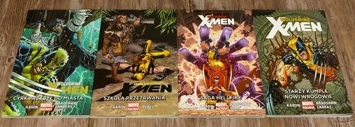 Wolverine i X-Men 1-4