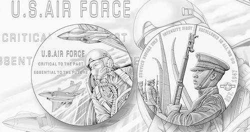 CCAC Reviews Military Medal Designs