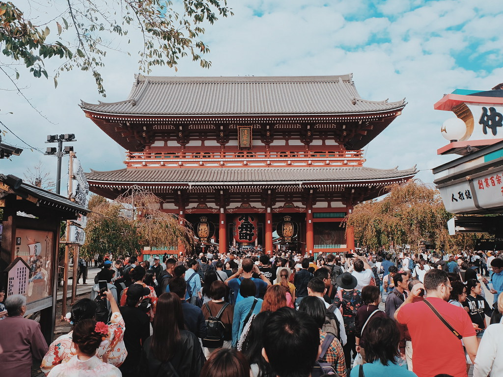 tokyo travel guide 2019