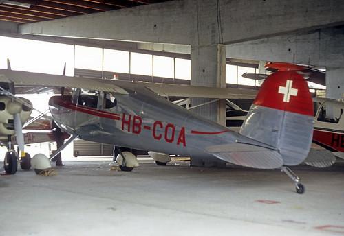 HB-COA Cessna 140
