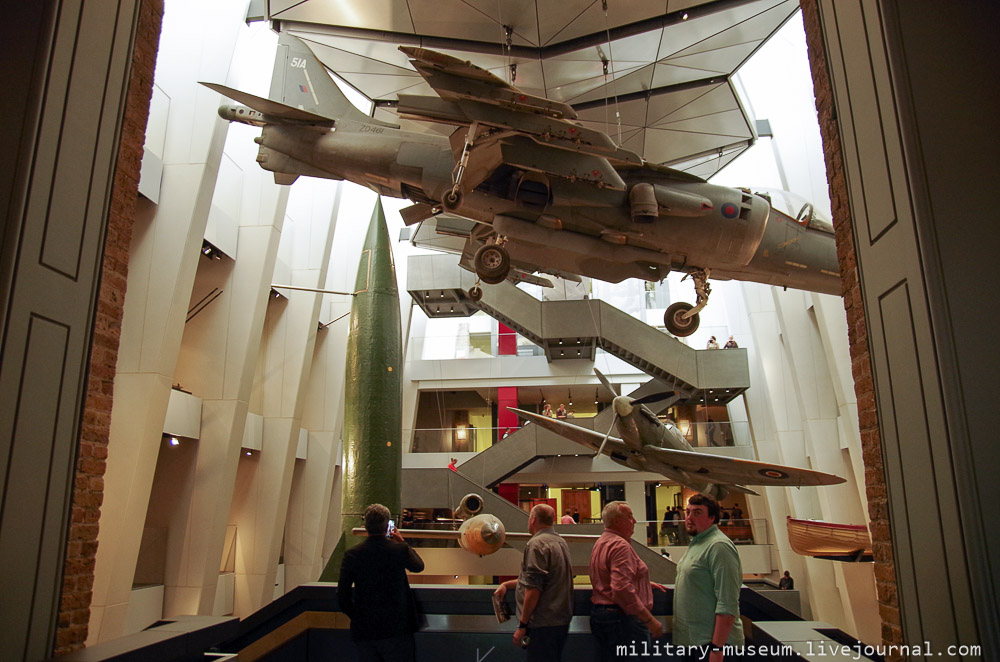 Imperial War Museum London-64