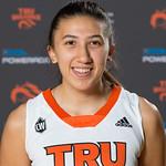 Leilani Carney, WolfPack Women's Basketball