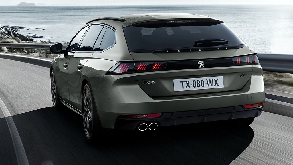 Peugeot 508 SW First Edition 7