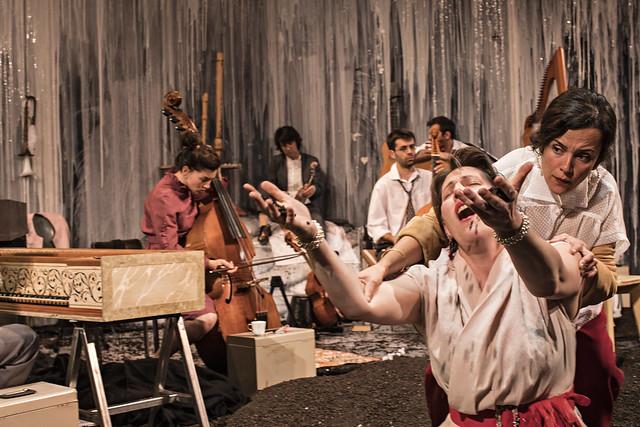 « Songs » au théâtre de Caen