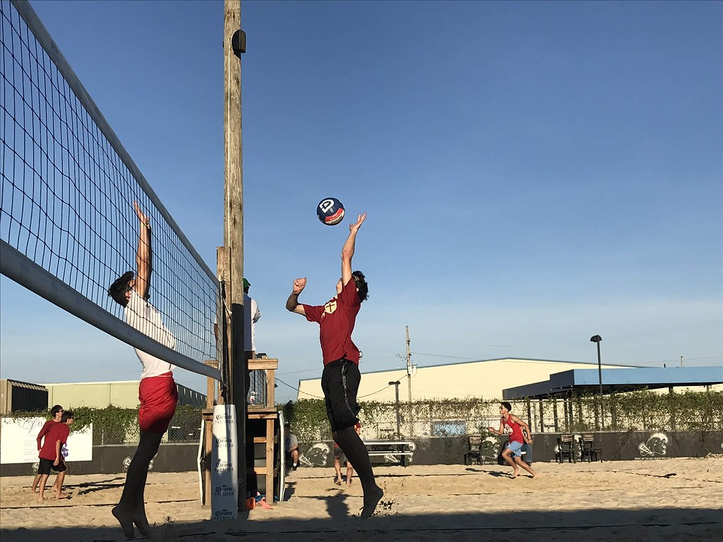 Beach Volleyball v. Rummel