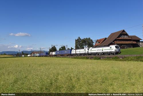 Railcare Rem476.457
