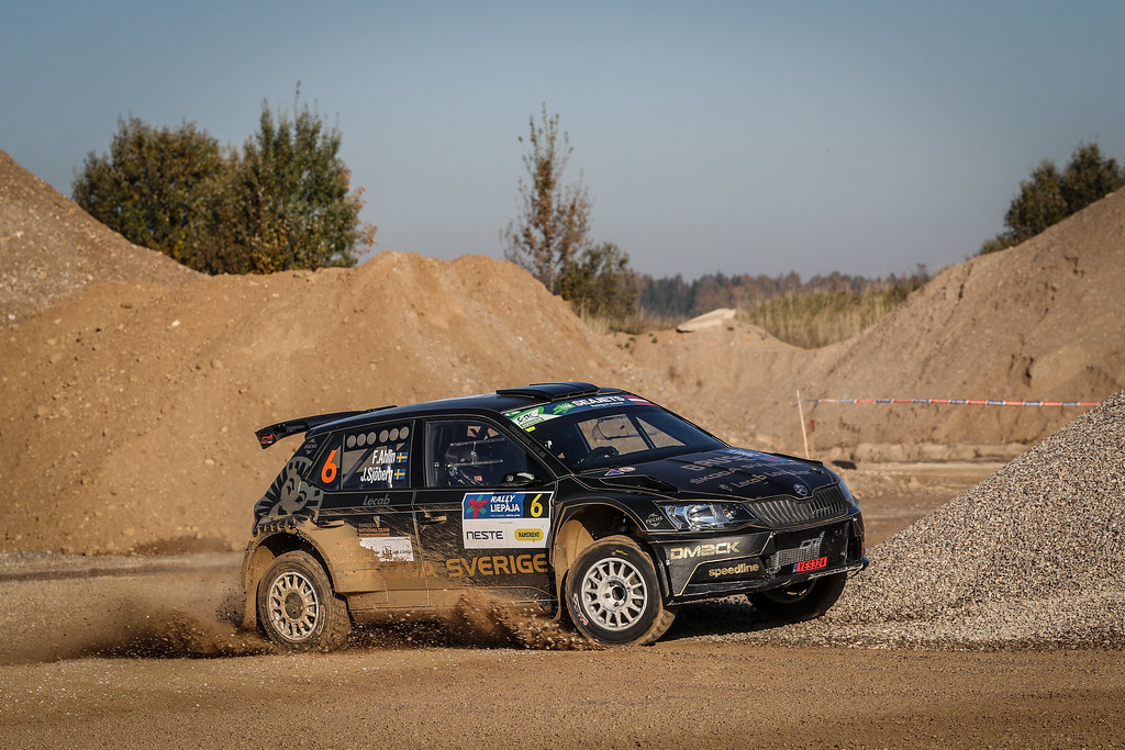 0  during the 2018 European Rally Championship ERC Liepaja rally,  from october 12 to 14, at Liepaja, Lettonie - Photo Alexandre Guillaumot / DPPI