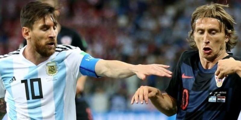 Modric: Saya tidak akan pernah bermain bersama Messi