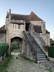 Falaise - Photo of Fresné-la-Mère