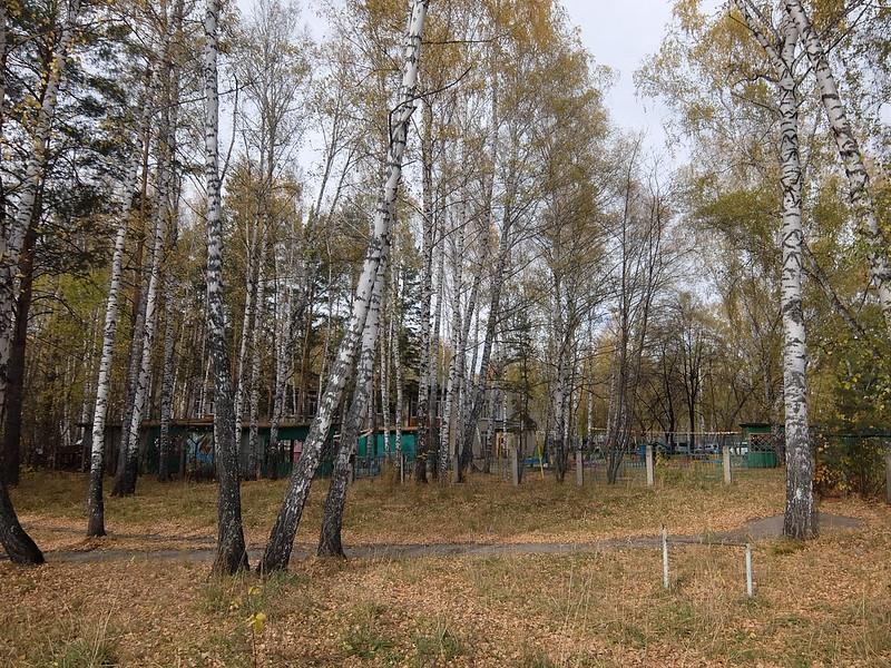 Новосибирский академгородок - Детский сад