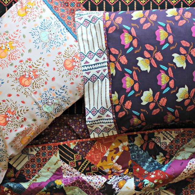 Autumn Vibes Pillowcase Set