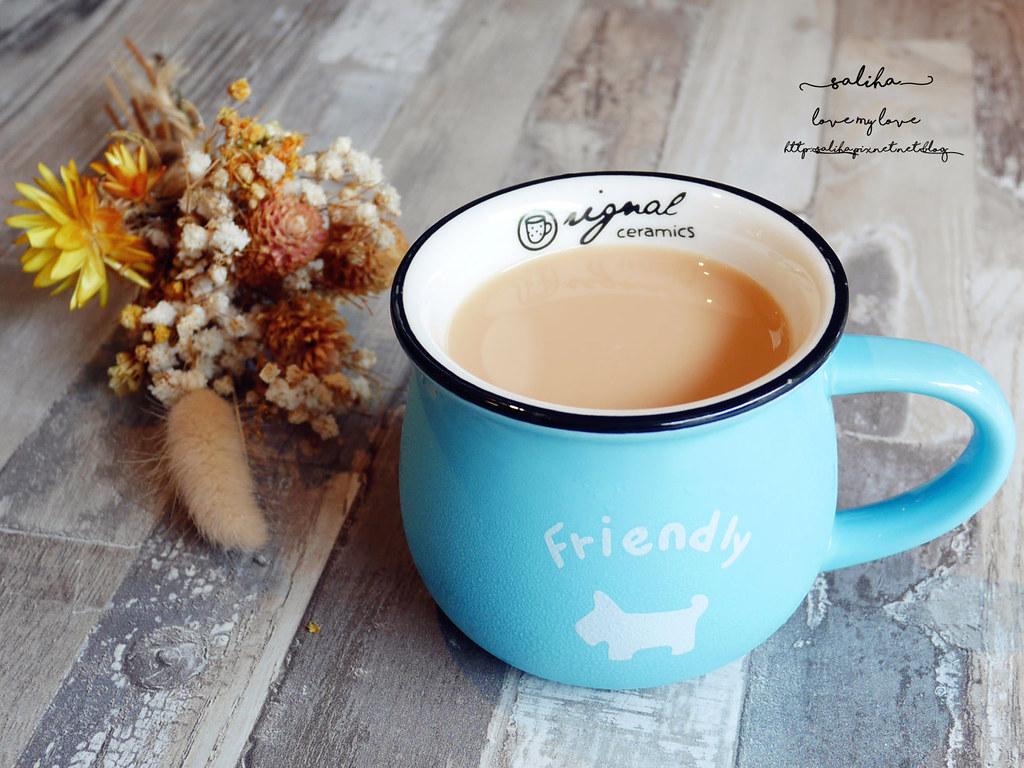 新店好拍乾燥花浪漫氣氛好餐廳咖啡館下午茶推薦花草慢食光 (2)