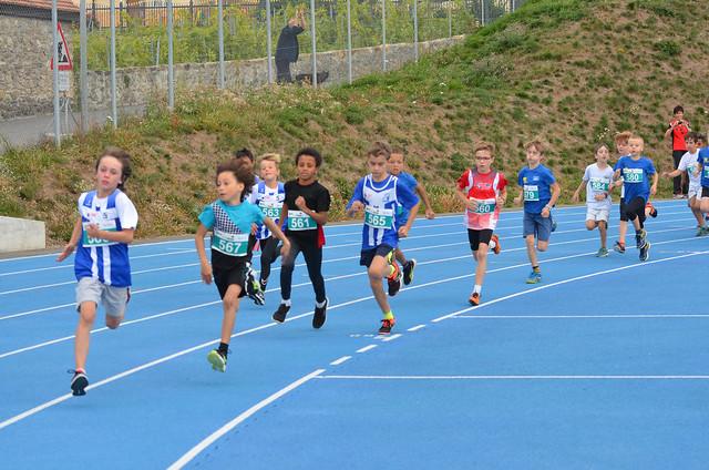 Meeting Max Dössegger 2018 - les 1'000m