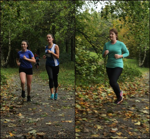 New parkrunners!