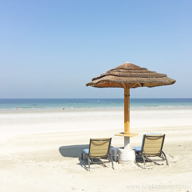 Ajman Hotel Private Beach 9