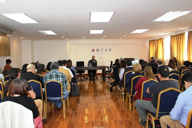 Consejo de Presidentes/as y Delegados/as ANEF (23-10-2018)