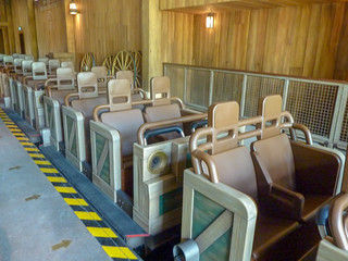 Photo 5 of 10 in the Big Grizzly Mountain Runaway Mine Cars gallery