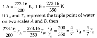 NCERT Solutions for Class 11 Physics Chapter 11Thermal Properties of matter