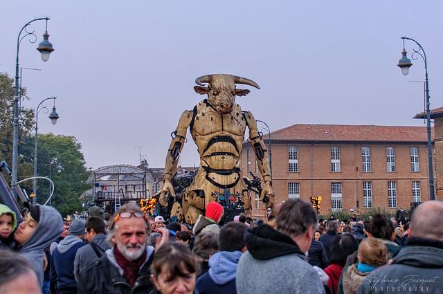 Le Gardien du Temple - November, 4 2018 - Toulouse, France