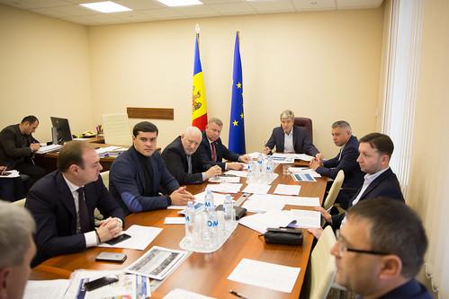 14.11.2018 Şedinţa Comisiei securitate naţională, apărare şi ordine publică