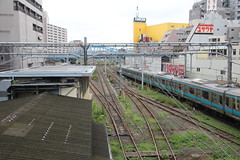 Kamata train station