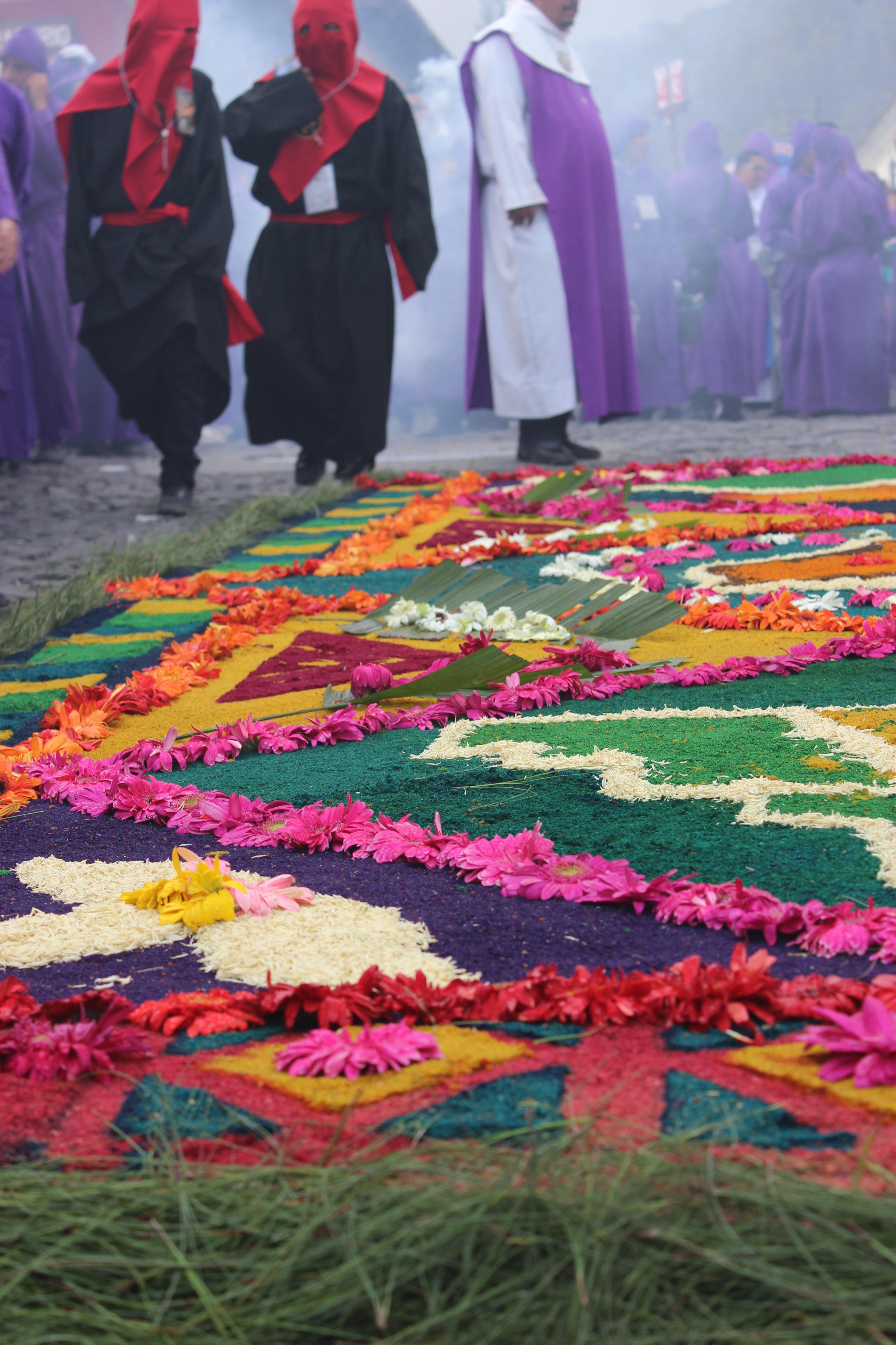 Antigua Guatemala during Holy Week