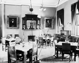 Small banquet room, House of Commons, Ottawa, Ontario / Petite salle de réception, Chambre des communes, Ottawa (Ontario)
