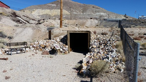 Burro Mine Shaft