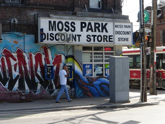 Moss Park Discount Store, Panasonic DMC-ZS25