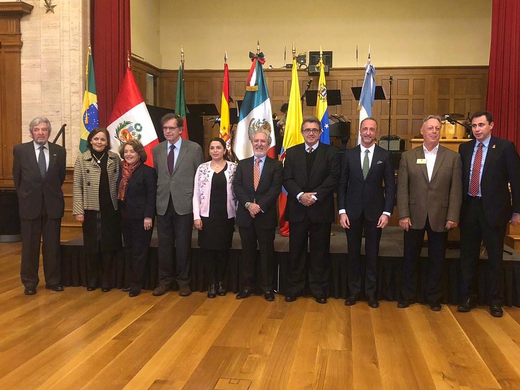Inauguración de  la XXIII edición del Festival de Cine Iberoamericano en Boston