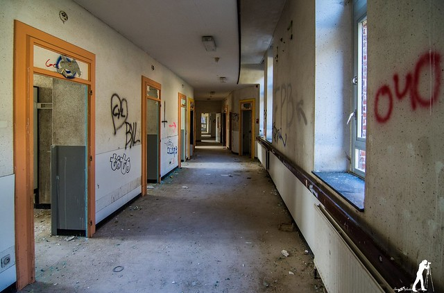 Lost Places: Sanatorium du Basil