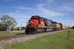 CN 5466 - Forney Texas