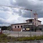 2018-10-22 - Cantiere nuova chiesa S. Nicolò e Messa per festa S. Giovanni Paolo II