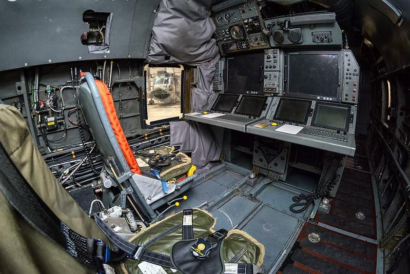 Sea King ASaC7