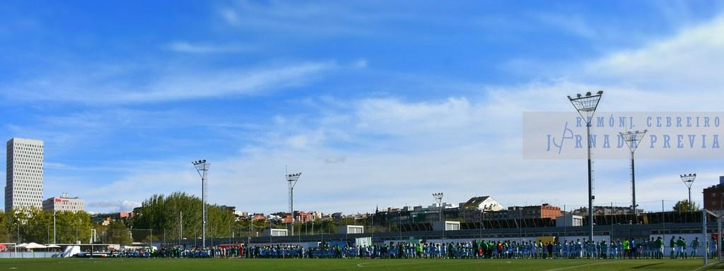 Presentación equipos CF Singuerlín 2018 - 2019