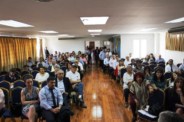 Consejo de Presidentes/as y Delegados/as ANEF (06-11-2018)