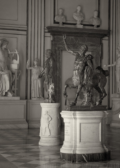 Capitoline Museum ~ Rome, Italy 2018, Sony ILCE-6000, Sony E 50mm F1.8 OSS (SEL50F18)