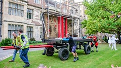 YMPST waggon play performance, King's Manor, 16 September 2018 - 10