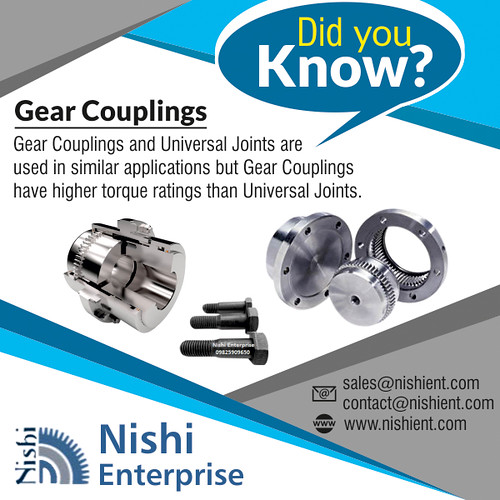 Did You know About Gear Couplings