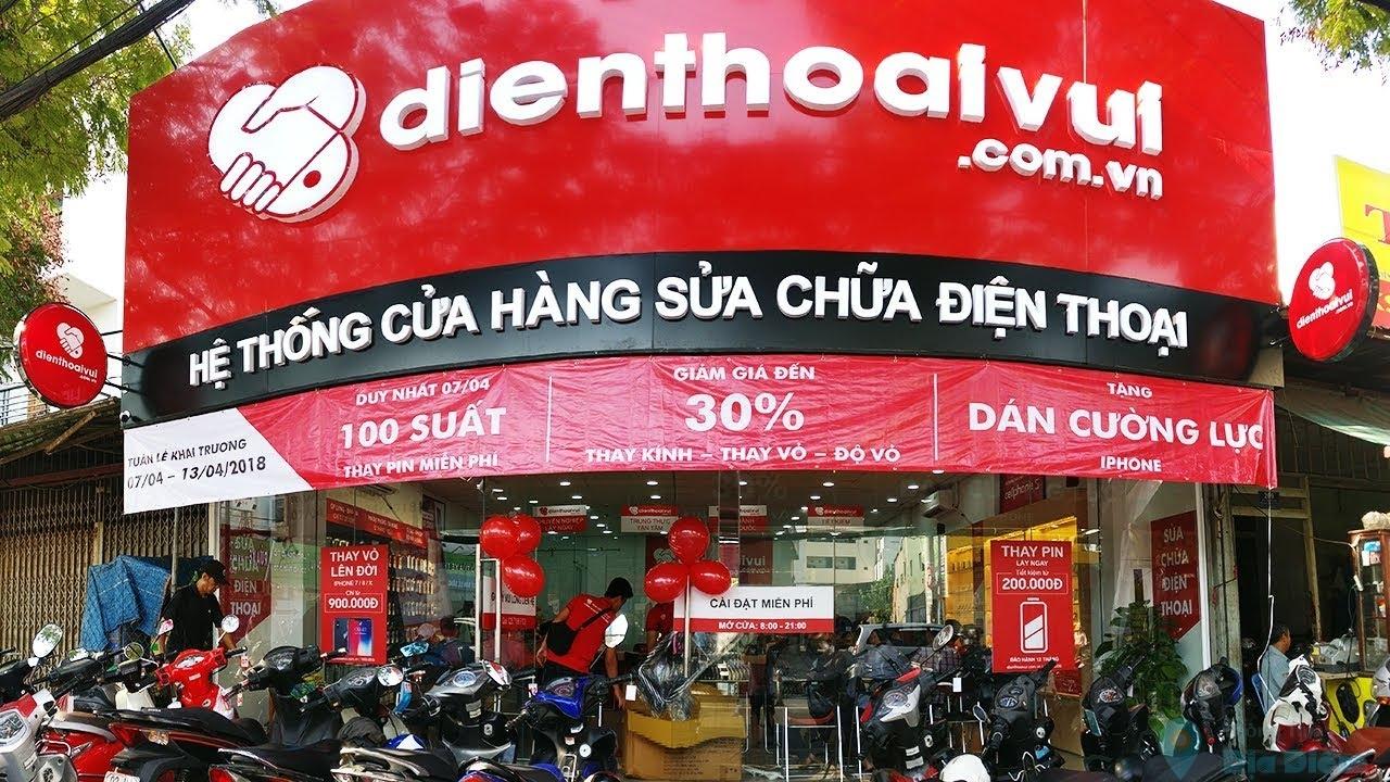Điện Thoại Vui Nguyễn Thị Thập