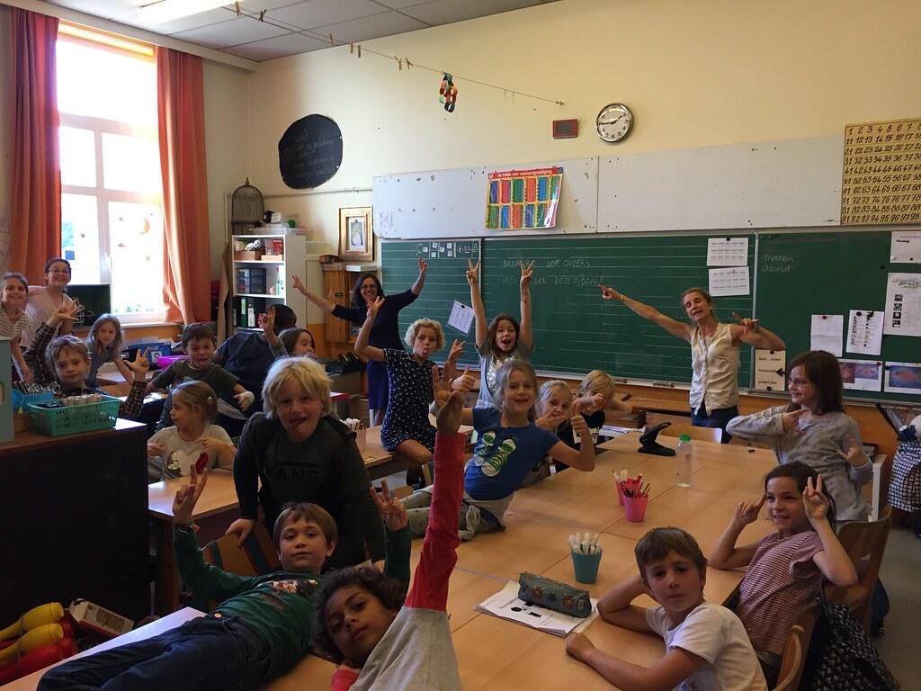 Dag van de leerkracht