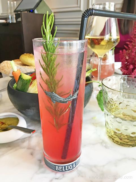 Beluga Cocktail
