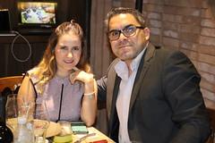 Presentan vino Herencia en cena maridaje