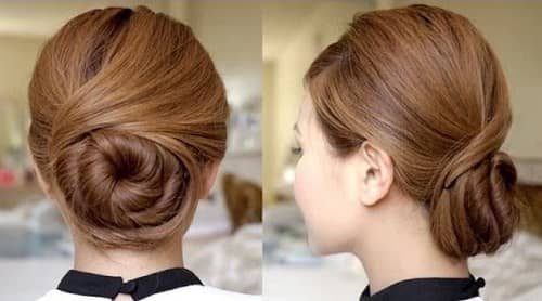 Best Adorable Bun Hairstyles 2019-Inspirations That 9