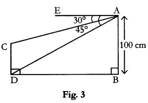CBSE Sample Papers for Class 10 Maths Paper 9 8