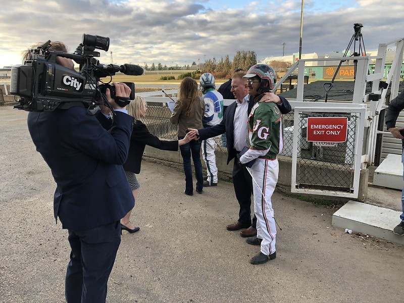 Northlands last horse race October 2018