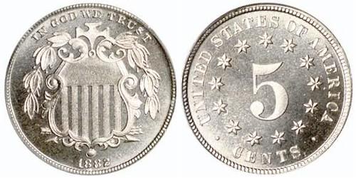 Judd-1697 Blind Man's Nickel