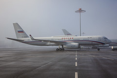 RA-64524. Tupolev Tu-204 Rossiya Special Flight @ Zürich ZRH LSZH (2)