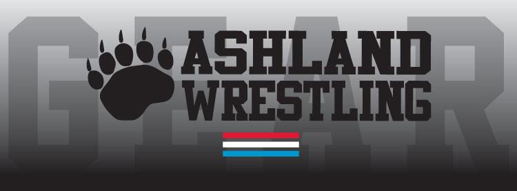 Ashland Wrestling Gear