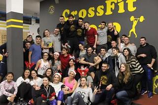 CrossFit 70010